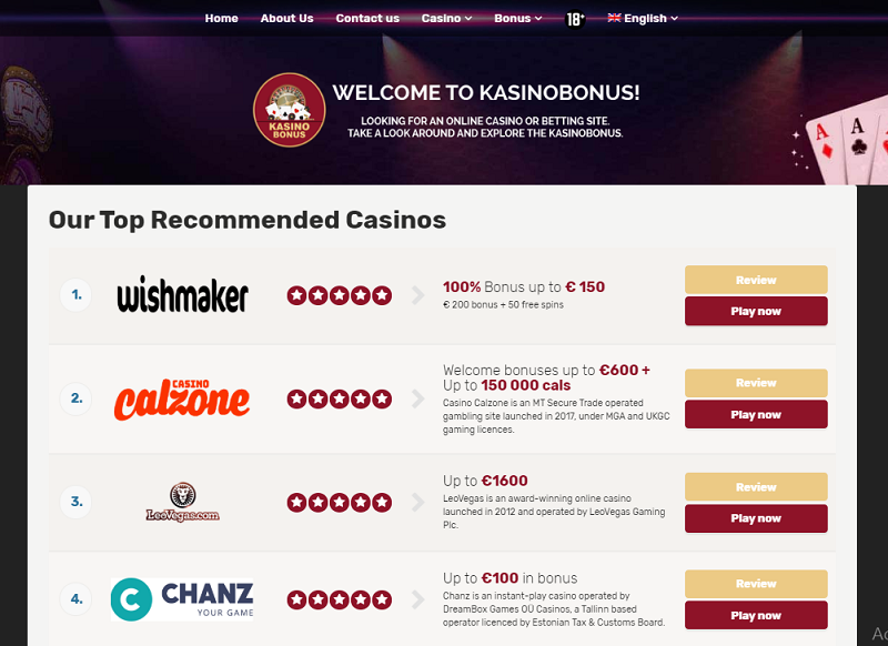 What to Keep an eye out for When You Sign Up With An Online Casino Site
