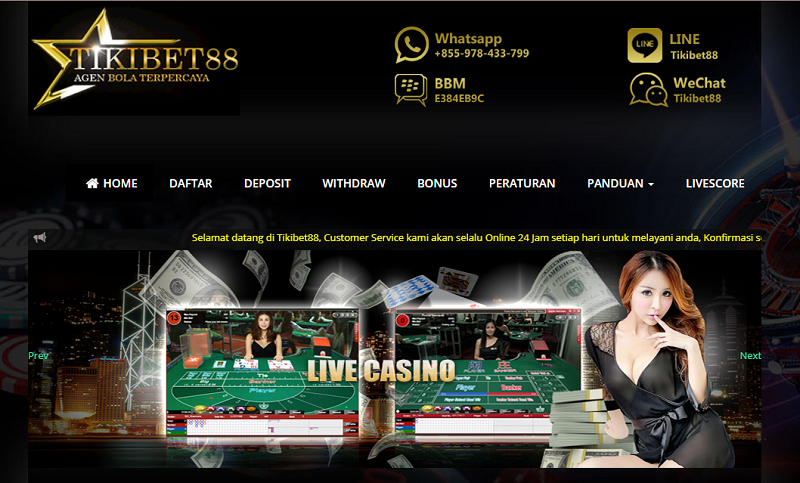 Toss The Dice On Online Judi Bola Gambling Sites