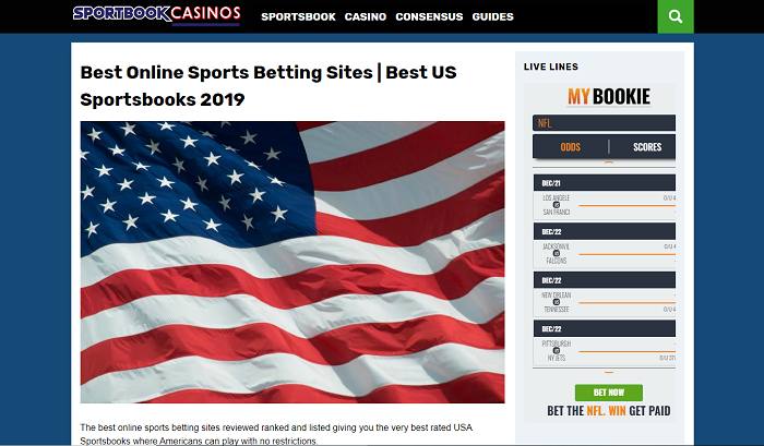 best sportsbooks