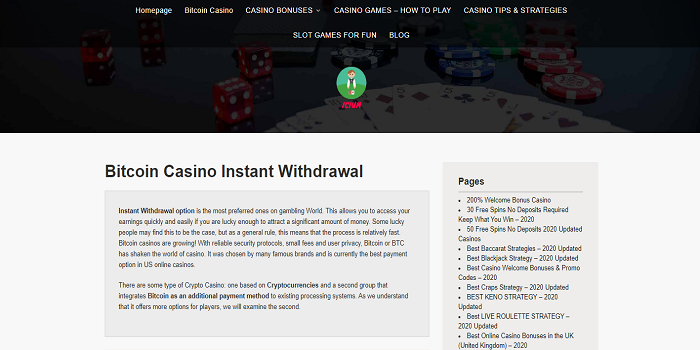 Social Media Site's Increasing Control bitcoin casino instant withdrawal
