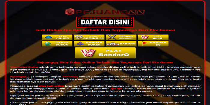 The Importance of situs judi kartu online Casino Marketing