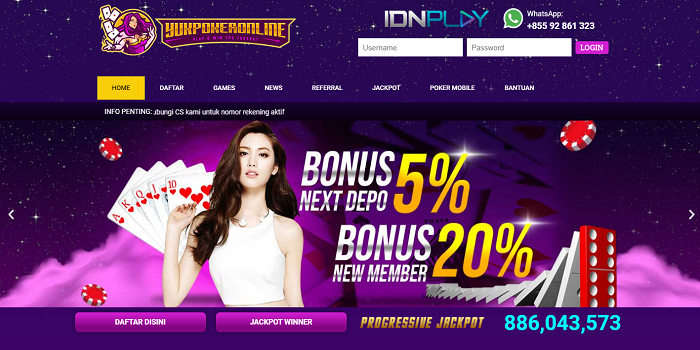 Fixed Online Betting situs poker idn